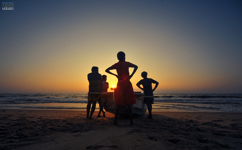 The Madras fishermen