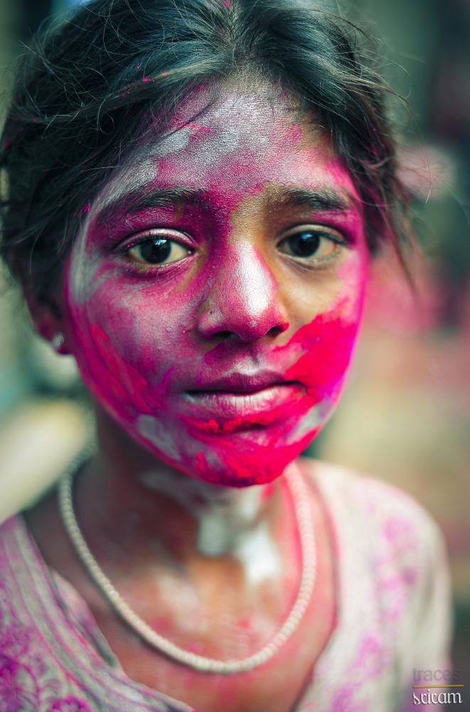 Innocence in pink!