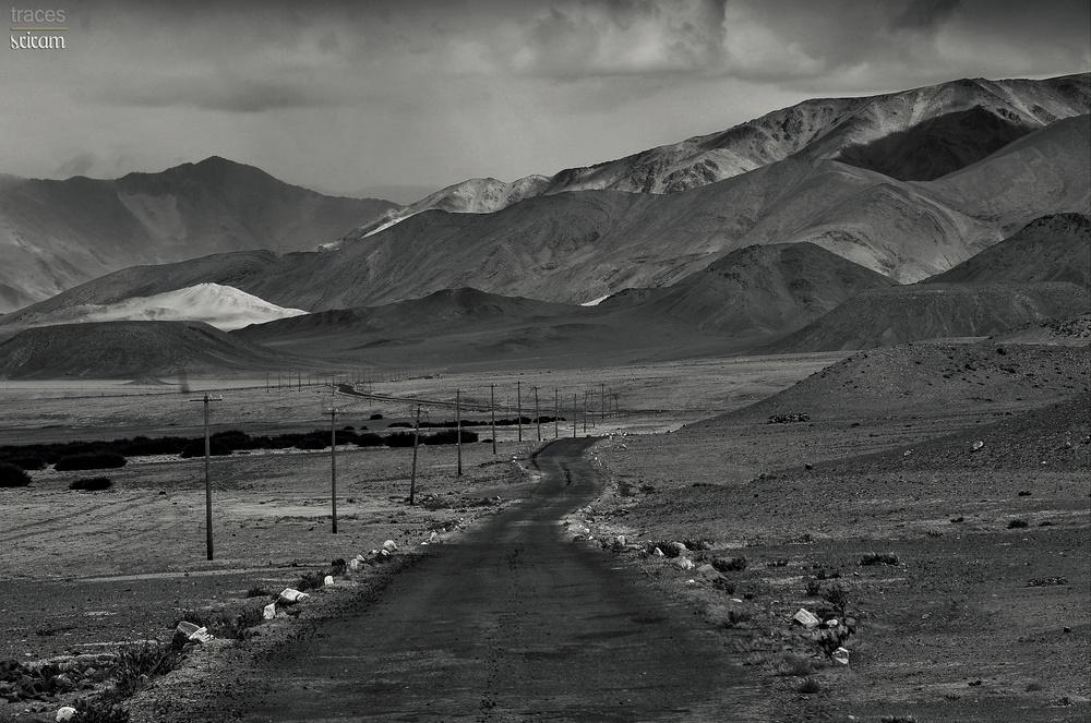 Along the border at Tsaga