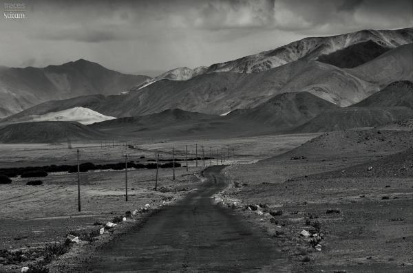 Along the border, at Tsaga