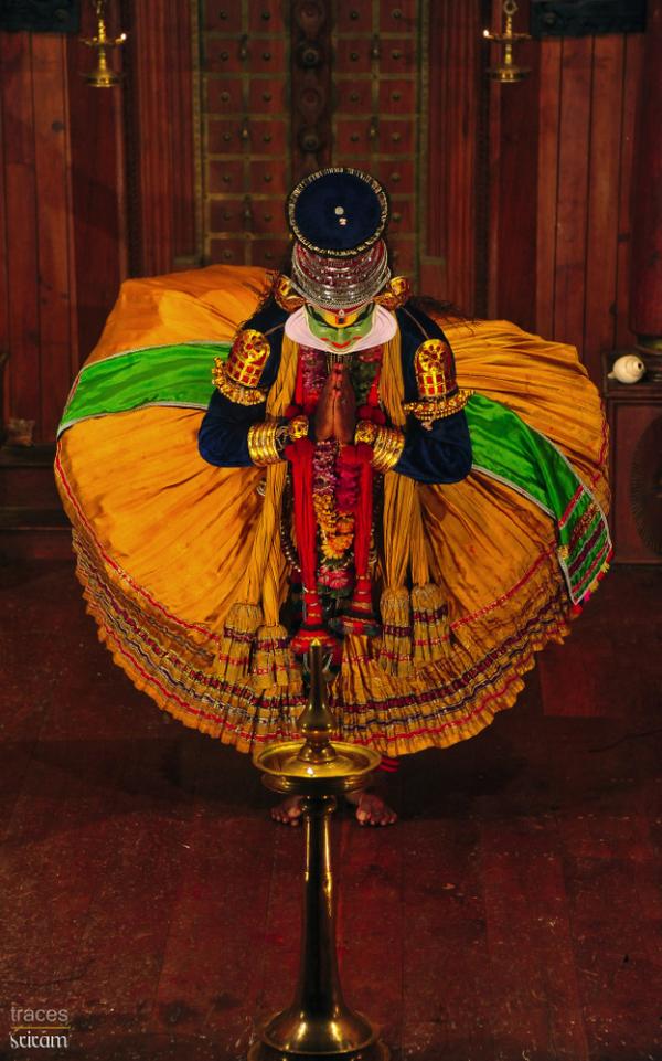 Krishna's Vandhanam