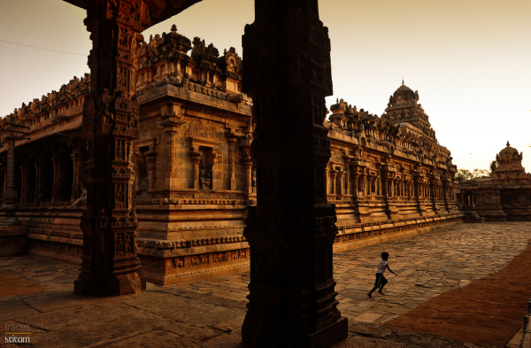 The quick lap to the Cholan era
