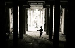 Towards the divine light