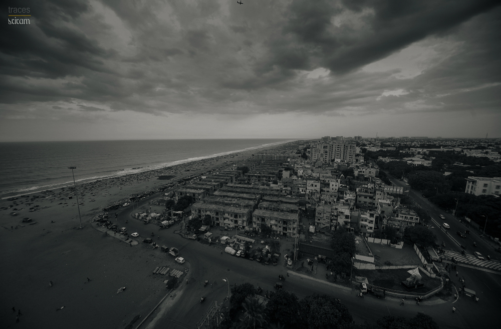 A cloudy sunday at Madras