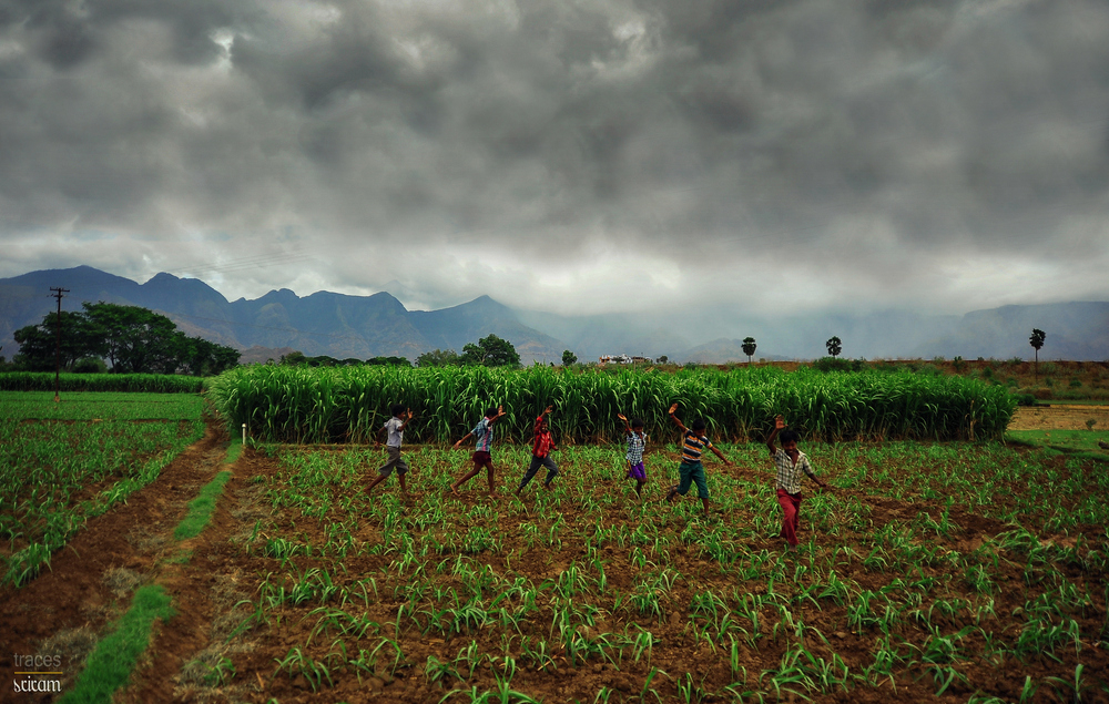 Celebrating the onset of rains