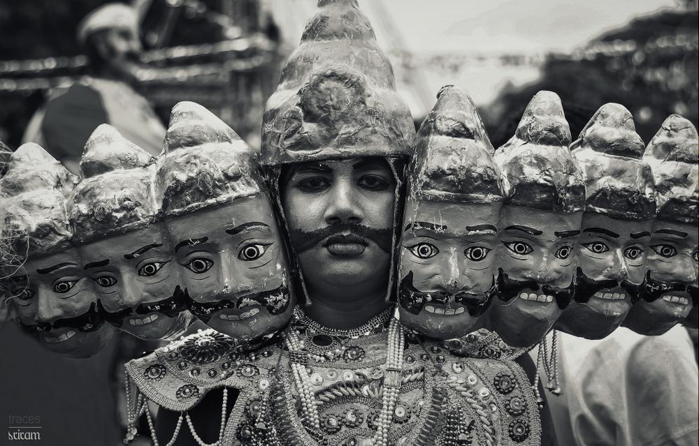 The rather timid Ravanan