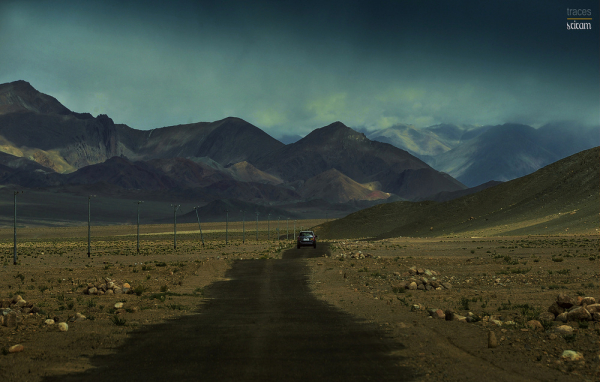 Hanle to Loma, on a Silk route