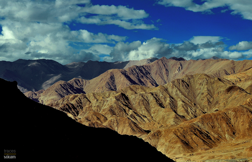 Ladakhian terrain