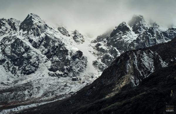 Barren yet Frozen