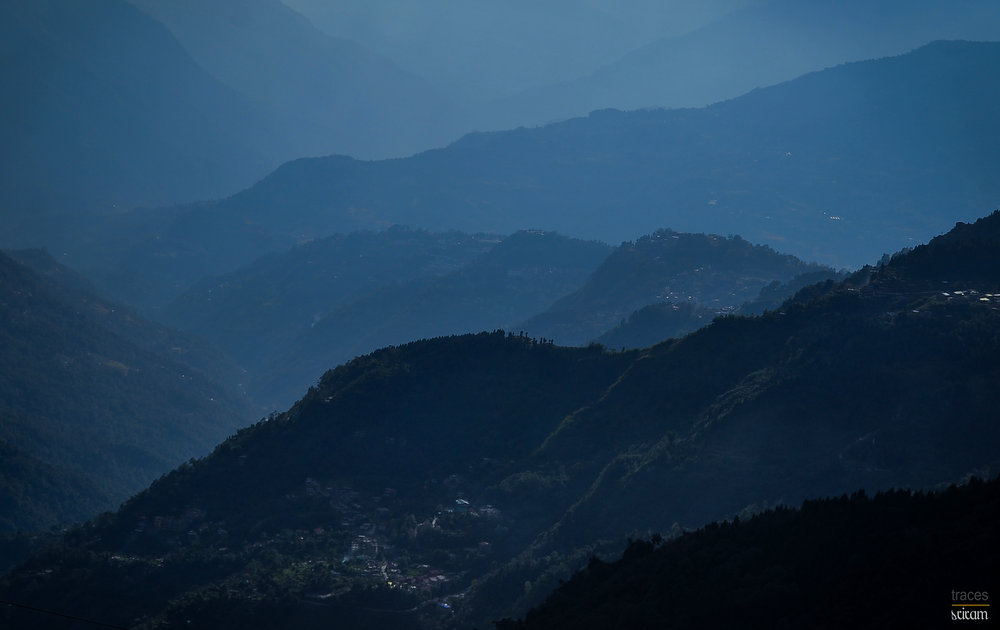 Frills of the north east Himalayas