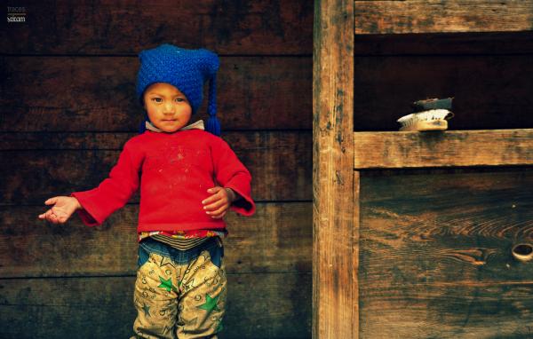 Relishing his nomadic life