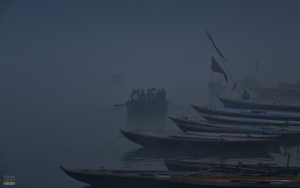 Winter rides on the ganges