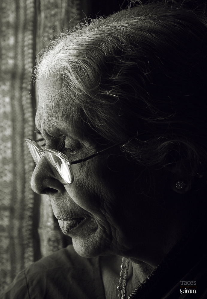 My Ammamma.. forever.