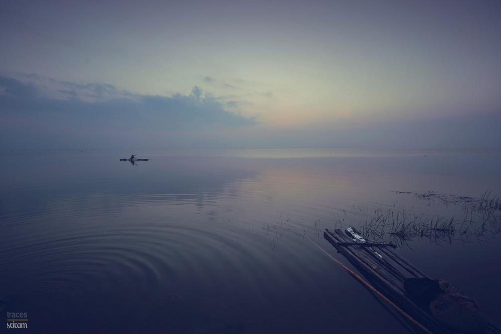 Solitude at twilight