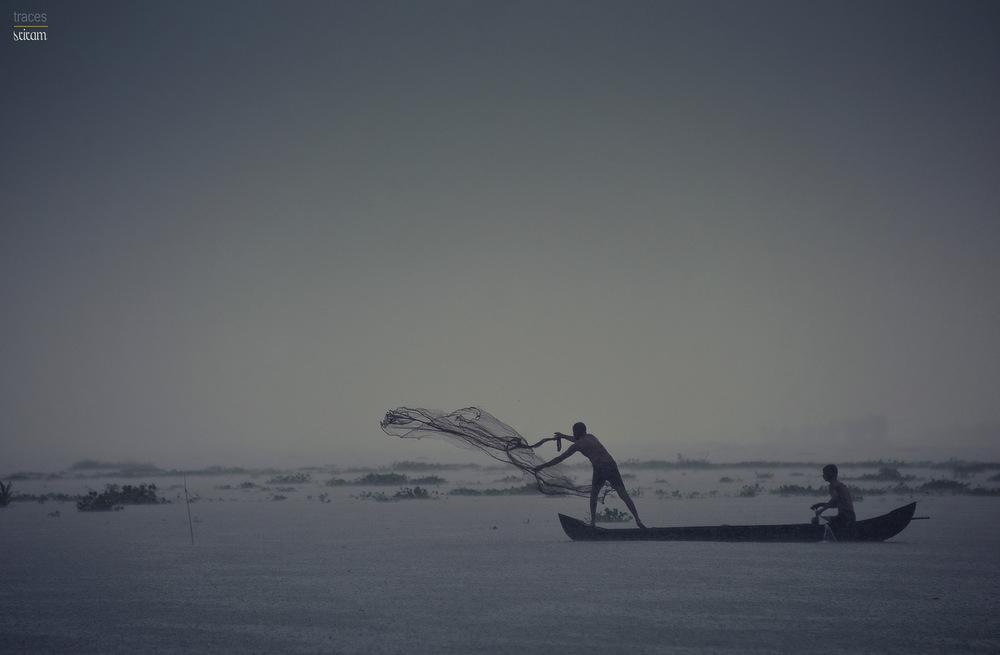 Monsoon fishing