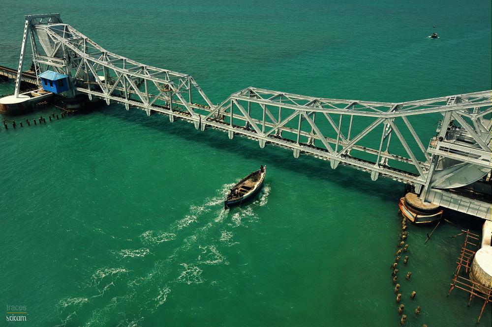 Pamban Moments!