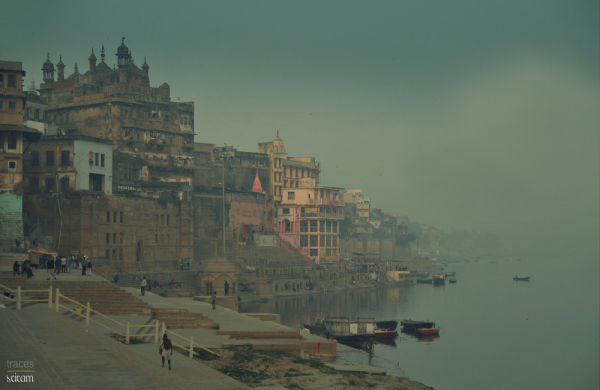 At the eastern side of Kashi