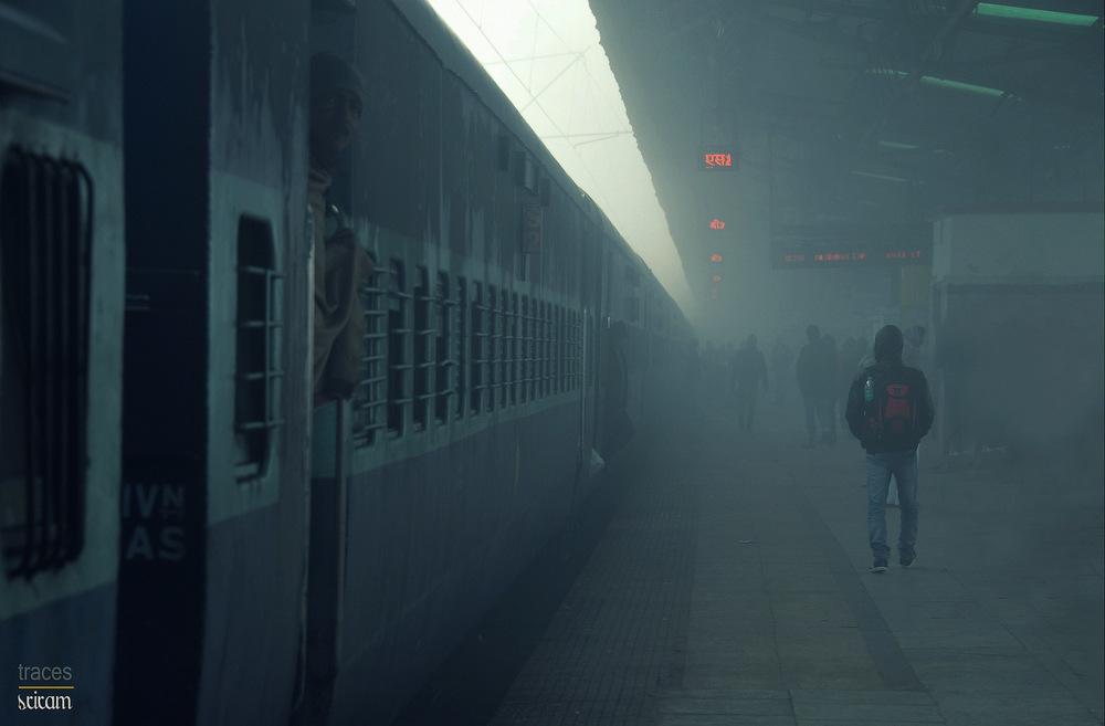 In between an Indian journey