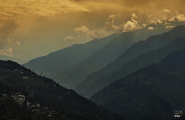 Frills of North Sikkim