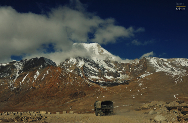 East of the Himalayas