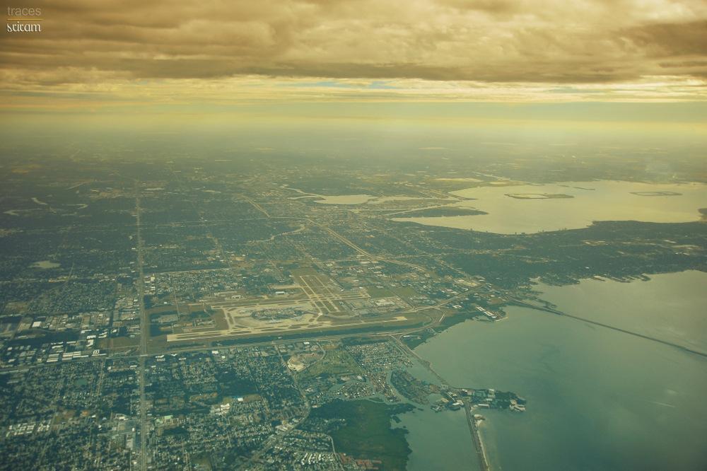 Above Tampa Bay