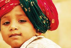 Innocence under the turban