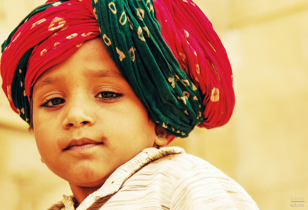 Innocence under the turban
