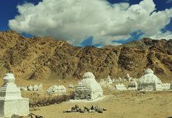 Ladakhian landscape