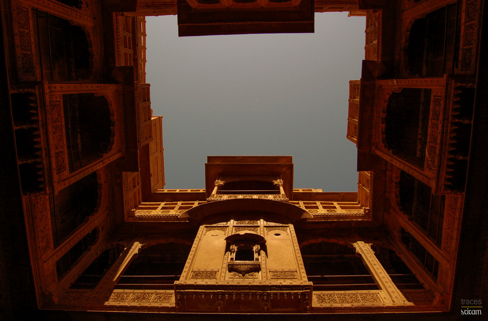 New perspective of the Haveli