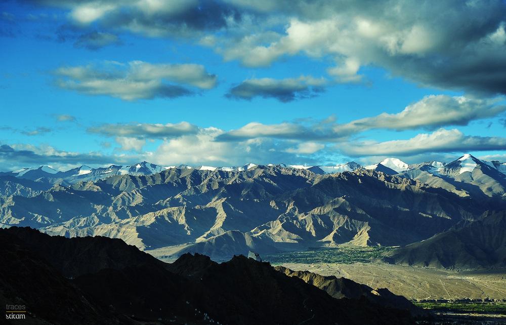 Himalayan Terrain