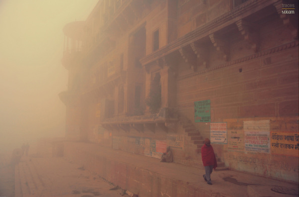 Mystic morning at teh Raja Ghats