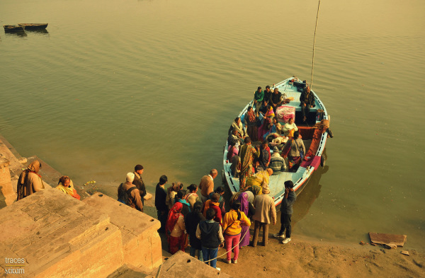 For the other side of Ganges