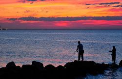 Sunset pallette