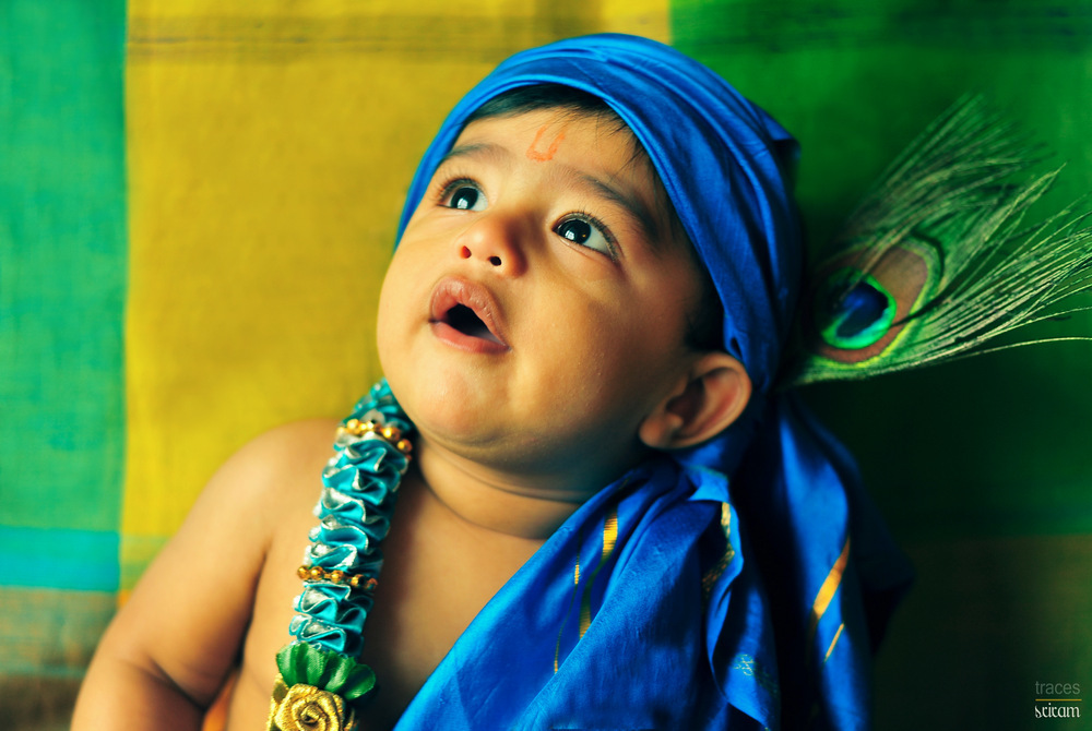 Krishna's own world