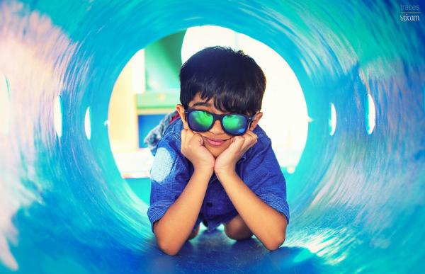 Aqua blue, boy!