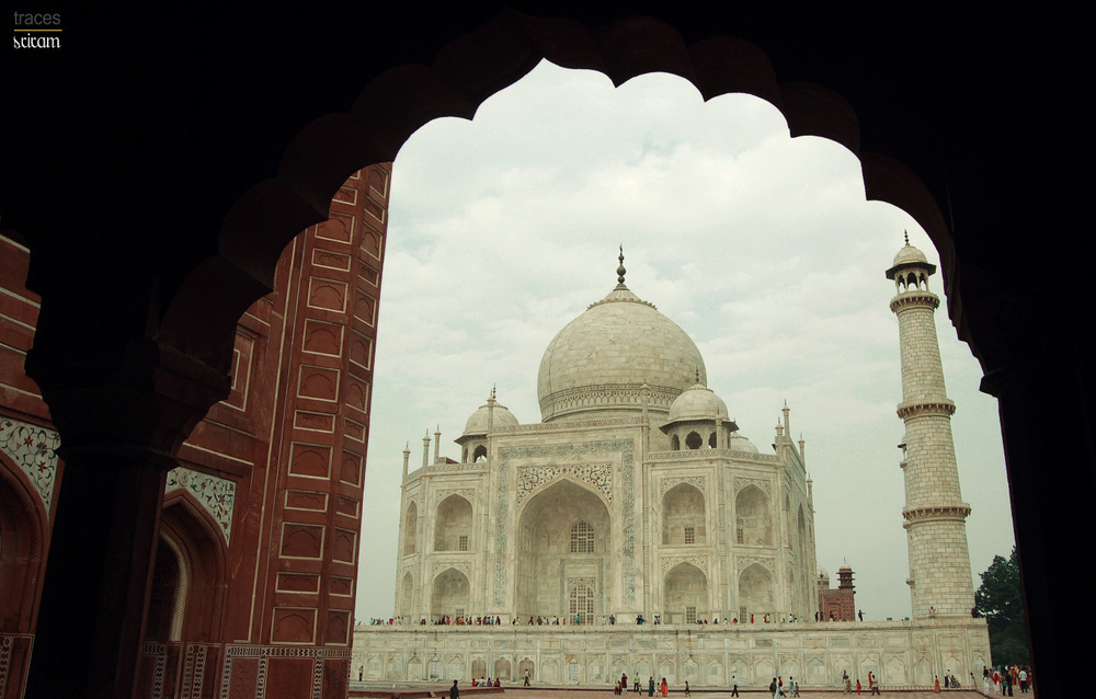 Arches and the Taj