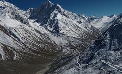 Ascending the Himalayas
