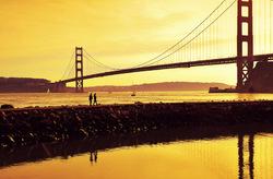 Two under the bridge