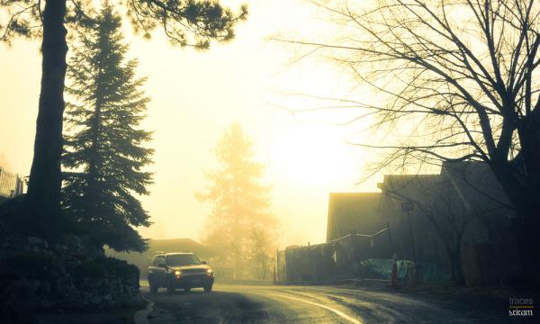 Foggy curve