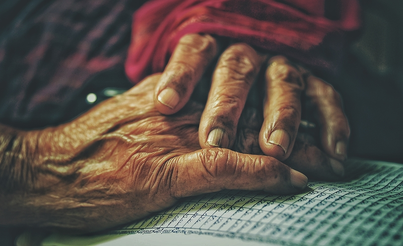 Hands that served 4 generations