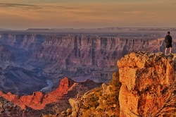 Special evening at the South Rim