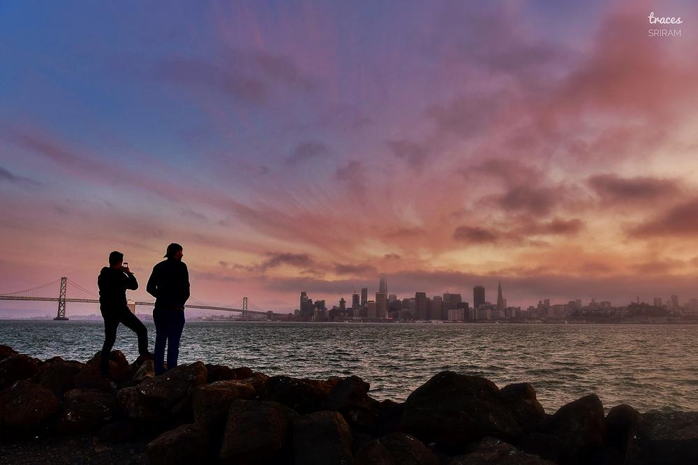 San Francisco hues