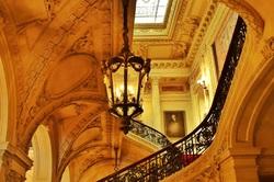 Stairway to 18th century