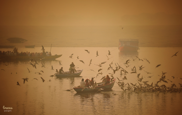 Across the Ganges
