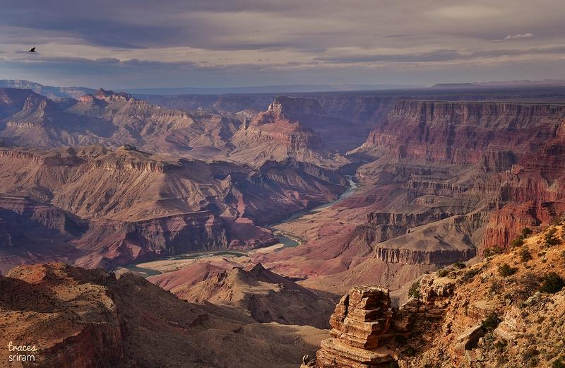 Canyon edges