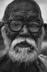 The retired headmaster