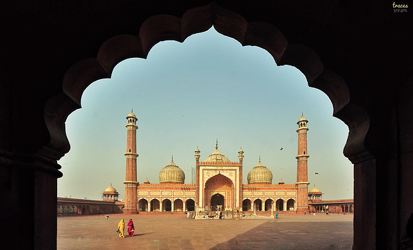 Arches of the Mughals