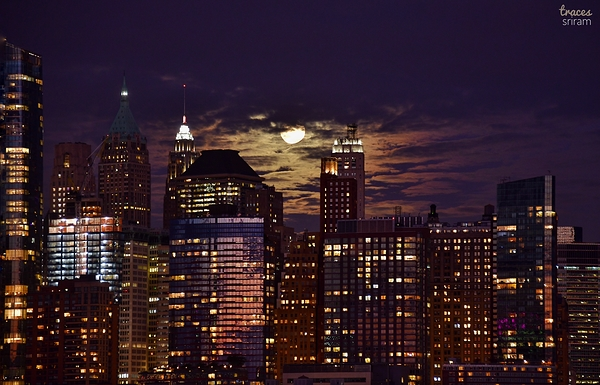 Moonlight in Manhattan