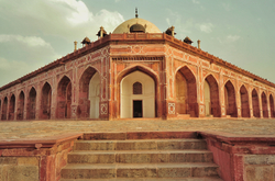 Symmetry of the Mughals