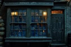 Cauldron, soup and some magic potion